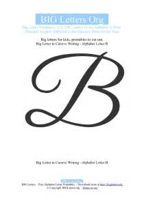 b templates 6 best images of letter b template printable printable