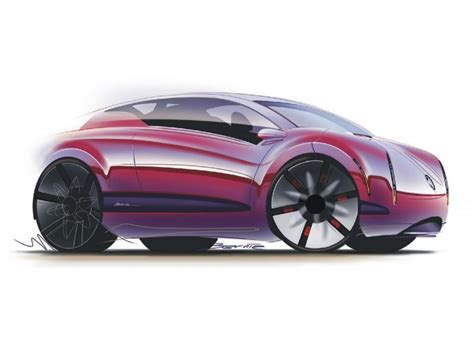 sketchbook pro rendering coupe rendering in sketchbook pro car design