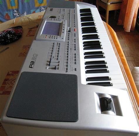 Keyboard Korg Pa80 korg pa80 image 154523 audiofanzine