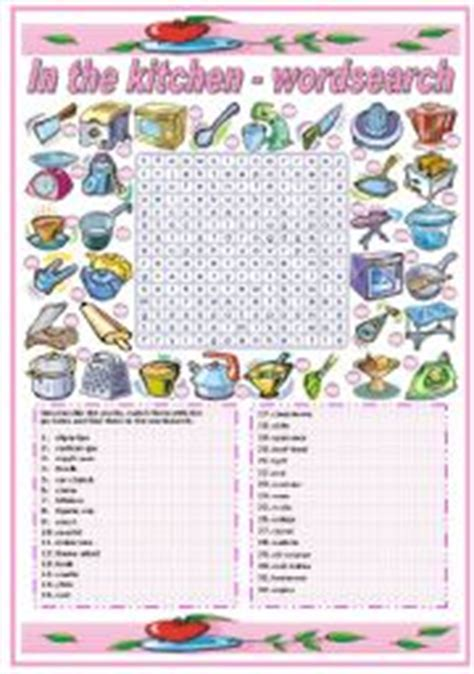 Kitchen Gadgets Crossword by Utensils Puzzlestools Utensils Puzzletools Utensils