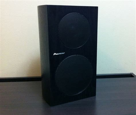 pioneer sp bs21 lr bookshelf loudspeakers pair the best