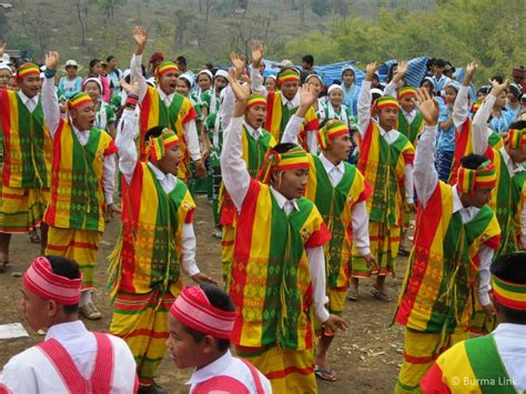 overview of ethnic groups burma link