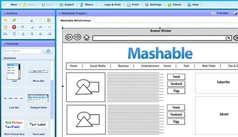 best wireframe tools top 15 wireframing tools for web designers