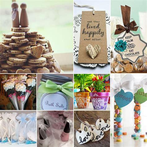 Handmade Favours - handmade wedding favours