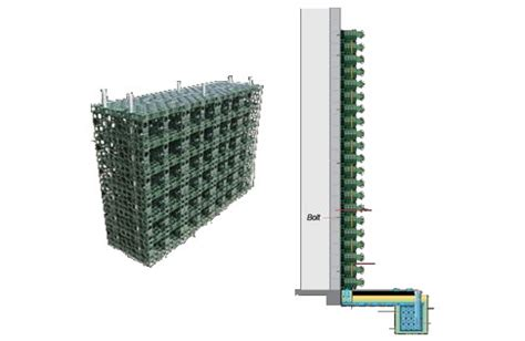 wall garden system vertical garden system sydney from atlantis corporation