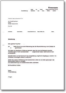 Antrag Mietwohnung Vorlage Archiv Musterbriefe 187 Dokumente Vorlagen