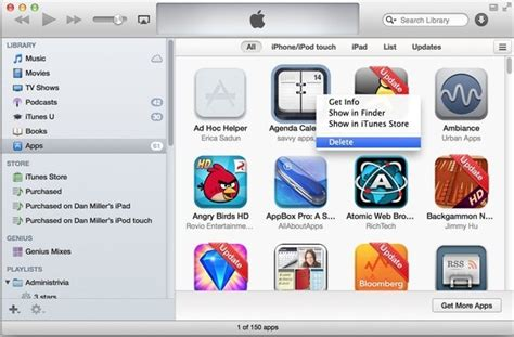 how to uninstall ios 6 update top 4 methods to delete clean uninstall and remove apps
