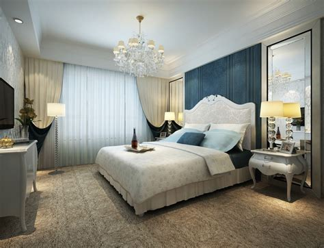 light blue bedroom interior design 3d 3d house free 3d