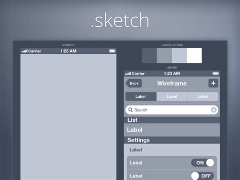 iphone layout guide wireframe iphone by meng to dribbble