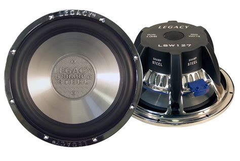 Speaker Legacy 15 Inch product information