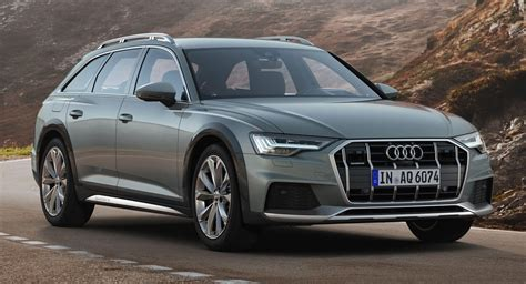 2020 audi allroad 2020 audi a6 allroad unveiled with increased versatility
