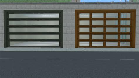 garage door patio mod the sims ap patio garage door modern