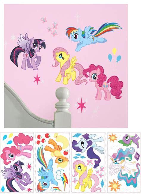 pony wall stickers my pony wall decals