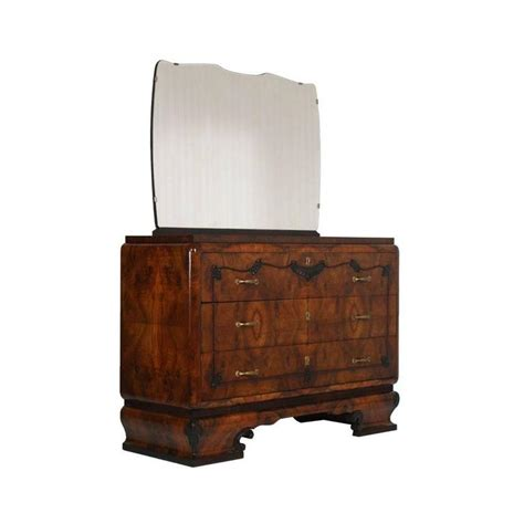 art deco bedroom set 1920s italian art deco bedroom set in walnut and burl