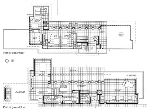 Pope Leighey House Floor Plan wright chat view topic nice article about the turkel