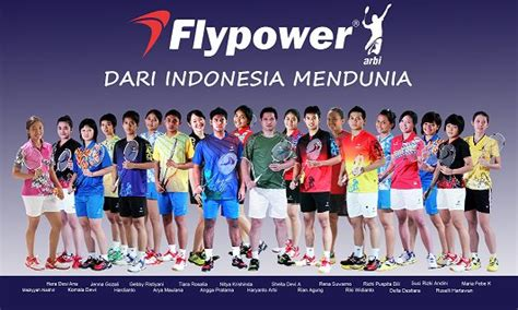 Raket Flypower Attack Power 10 jual raket badminton flypower kalimasada original