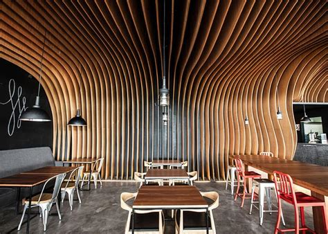 cafe design brief six degrees cafe by oozn designinspirationist inspirationist