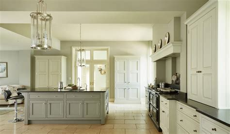Ideas For Kitchen Colours To Paint modern country style the top ten grey country kitchens