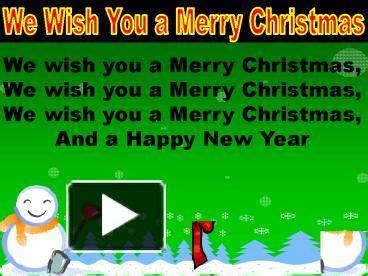 merry christmas powerpoint     id  mtvln