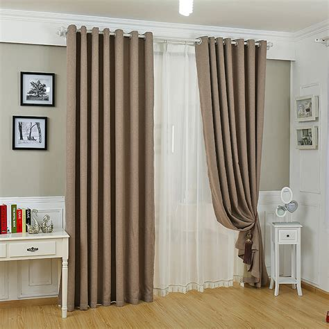discount drapery panels elegant and discount curtains drapes in dark coffee color
