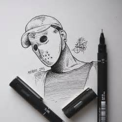 ski mask the slump god instagram marcos zks dibujos