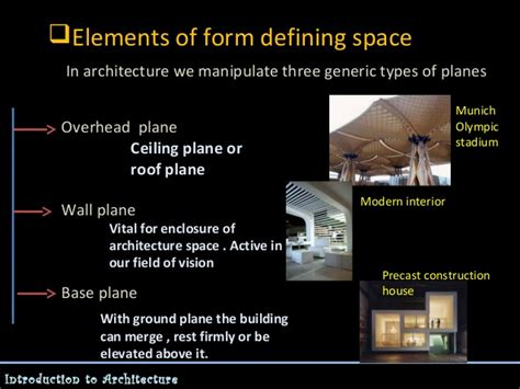 design definition of space basic theory of architecture re uploaded
