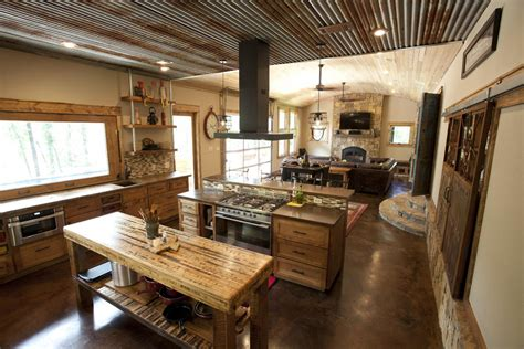 rustic contemporary rustic contemporary design designshuffle blog