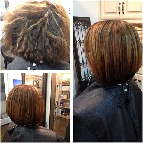 keratin straightening and short haircut 1000 images about keratin treatment before after on