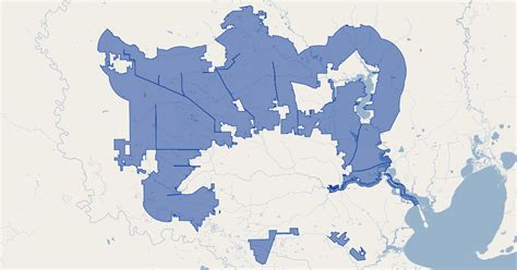 houston texas city  houston etj texas gis map data