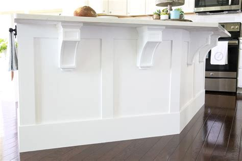 kitchen island molding best 25 craftsman trim ideas on craftsman