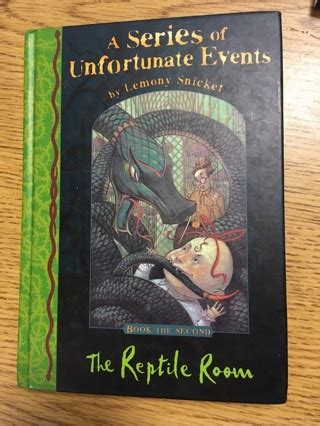 A Series Of Unfortunate Events The Reptile Room by Free Book A Series Of Unfortunate Events The