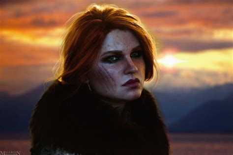 Rugged Watch The Witcher Cerys An Craite By Milliganvick On Deviantart