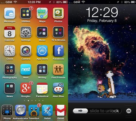 How To Set Themes For Iphone 6 | best cydia themes ios 6 winterboard themes for the iphone