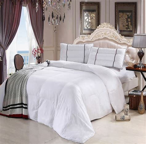 bamboo down comforter bamboo down alternative comforter by royal hotel collection