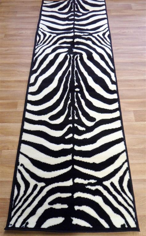 Black And White Runner Rug Black And White Runner Rug Best Decor Things