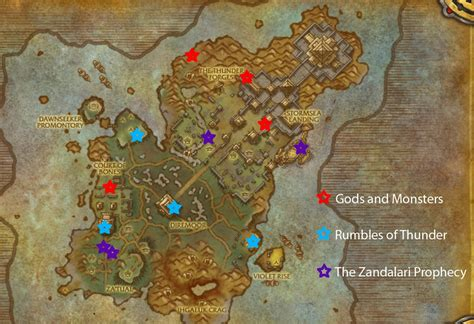 Patch 52 lorewalker s guide to the isle of thunder