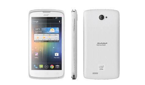 Handphone Acer Liquid C1 acer liquid c1 intel atom