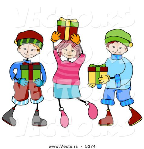christmas presents clipart panda free clipart images