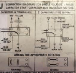 single phase motor wiring diagram with capacitor start post get free image about wiring diagram