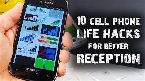 10 cell phone hacks for better reception doovi