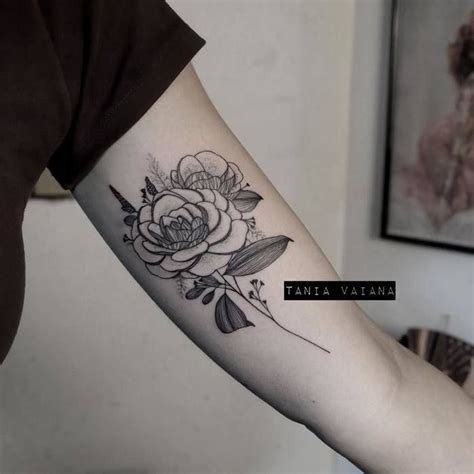 camellia tattoo 85 best botanical tattoos images on botanical