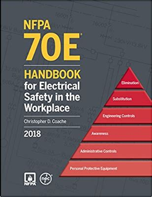 2018 nfpa 70e handbook for electrical safety in the workplace construction book express