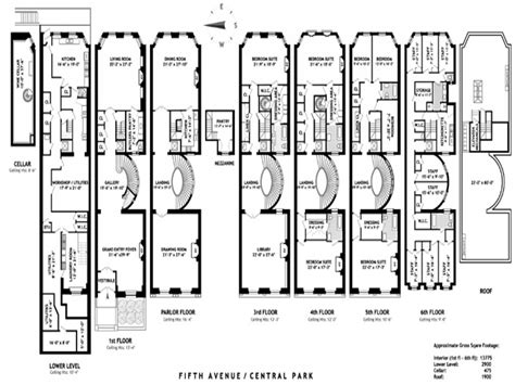 Mansion With Servants Quarters Floor Plans Victorian House Plans With Servants Quarters