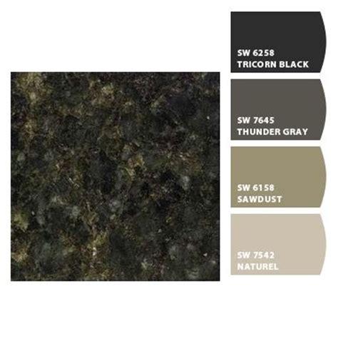 paint colors for uba tuba granite 17 best images about kitchen grey tones on