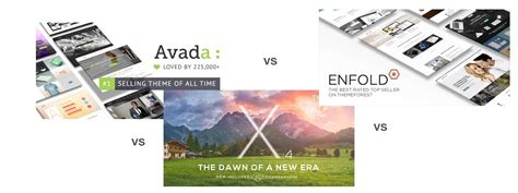 enfold theme performance avada x theme or enfold wordpress themes compared