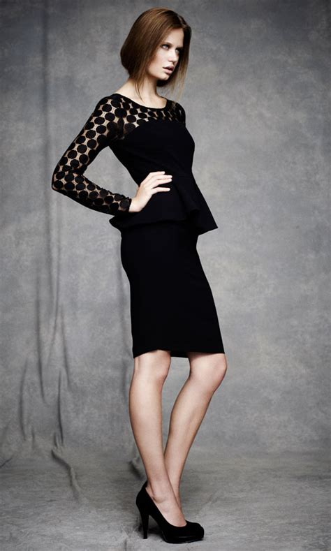 New Look Aw Collection Preview by High Fashion Preview Marks Spencer Aw11