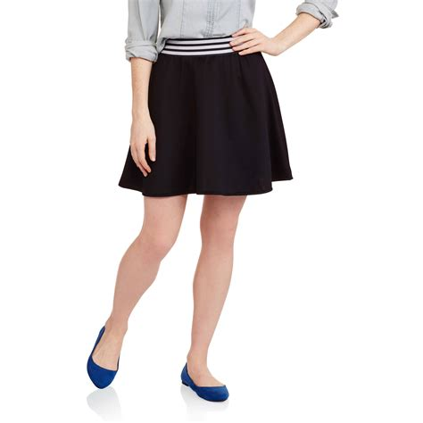 no boundaries juniors belted hi low skirt walmart