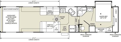 fleetwood 5th wheel floor plans 2007 fleetwood gearbox fifth wheel rvweb com