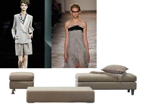 moda arredamento i colori della moda e l interior design www stile it