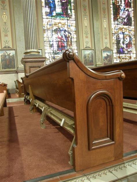 welcome to the church pew